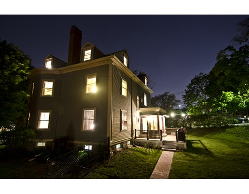 25 Barrington Road, Boston, MA